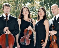Lyrica Chamber Music Fundraiser Concert for AGAR
