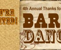 2013 Thanks for Giving Barn Dance