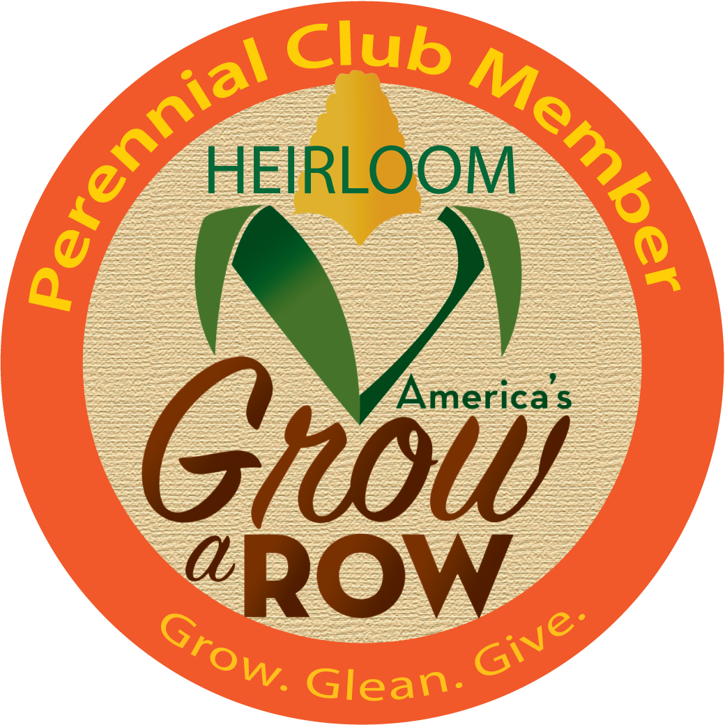 Perennial Club Badge - Heirloom