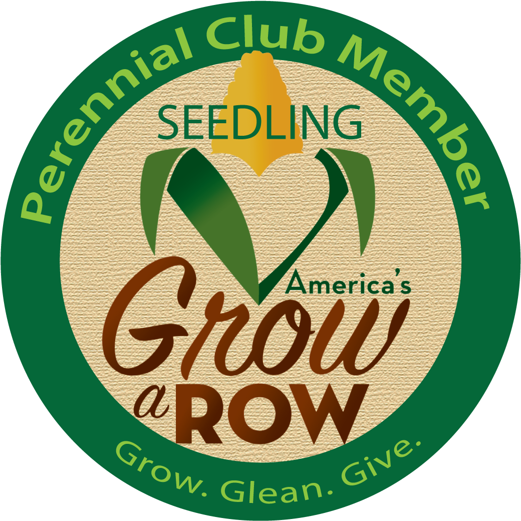 Perennial Club Badge - Seedling