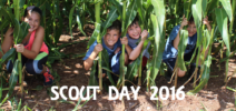 Scout Day 2016