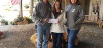 Charitable farm gets $12K grant from Church & Dwight
