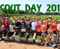 Scout Day 2018
